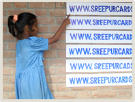 Buy your Sreepur cards now!
